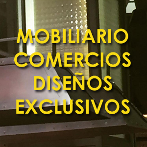 Mobiliario comercios