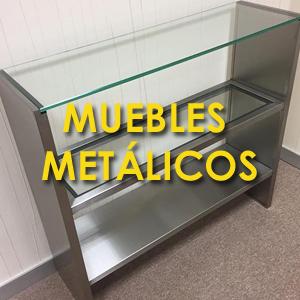 Muebles metálicos