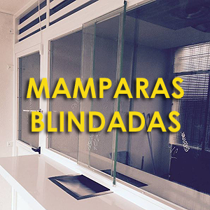 Mamparas blindadas